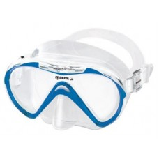 ماسک غواصی سیلیکونی آبی مارس Mares seahorse blue