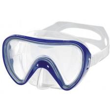 ماسک غواصی سیلیکونی آبی مارس Mares tortuga blue