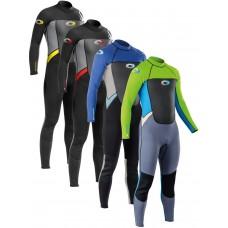 وت سوت غواصی 3.2 میل یک تکه از جنس Ultra Flex به همراه Velcro مردانه  OSPERY Origin Steamer Wetsuit
